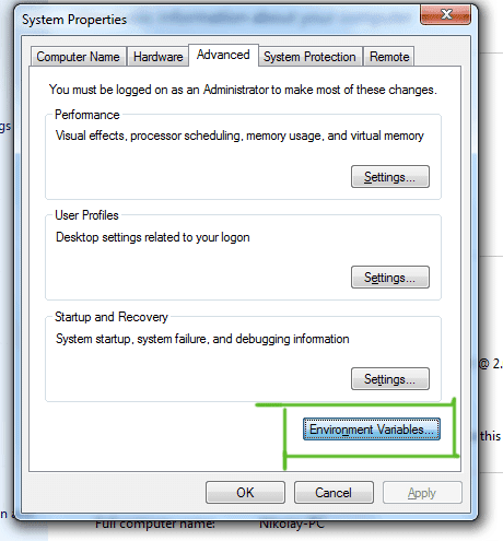 add-php-to-windows7-path-step-4-click-Environment-Variables-button